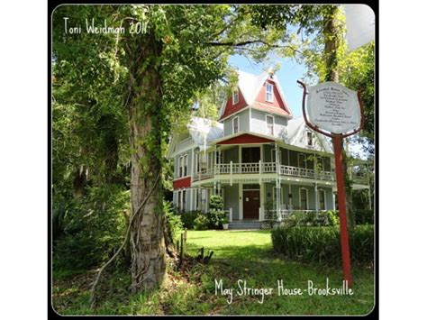victorian houses in brooksville florida the may stringer house in brooksville fl is a historic