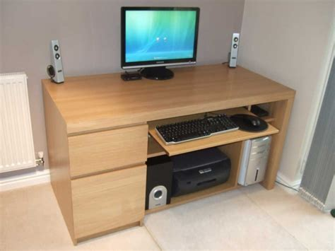 wooden computer desk ikea how to choose the right gaming computer desk minimalist