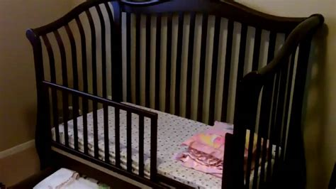 pali convertible crib review youtube