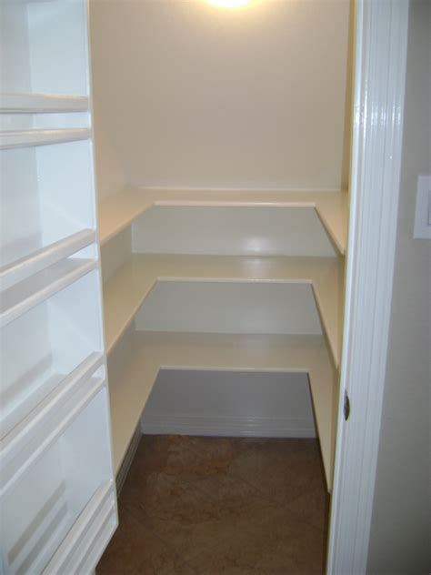 The Stairs Pantry Ideas by Pantry The Stairs Getting Shelving Ideas