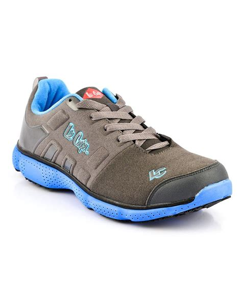 leecooper sports shoes cooper gray sports shoes price in india buy