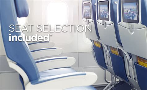 sunwing free seat selection option plus in economy class with free seat selection