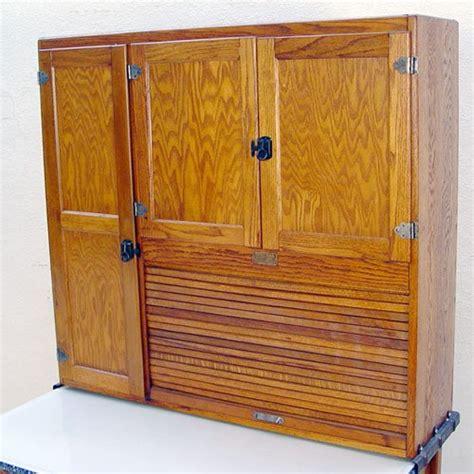sellers kitchen cabinet parts 1137 sellers oak hoosier kitchen cabinet lot 1137