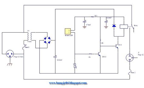 Lu Otomatis Sensor Cahaya kurikulum audio rangkaian lu taman otomatis