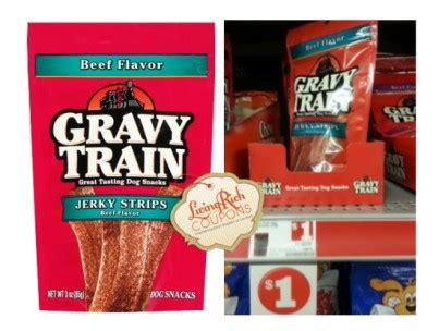 printable gravy train dog food coupons gravy train coupon 0 50 at family dollar living rich