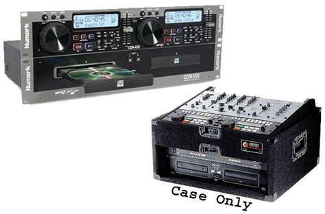 numark cdn450 pro audio dj rack mount dual mp3 cd player