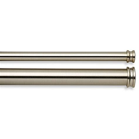 bed bath and beyond double curtain rod buy curtain rods double from bed bath beyond
