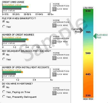 Credit Risk Grading Format Creditexpert Experian Credit Manager