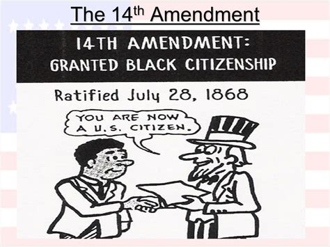 section 5 of the fourteenth amendment what does the 14th amendment 28 images fourteenth