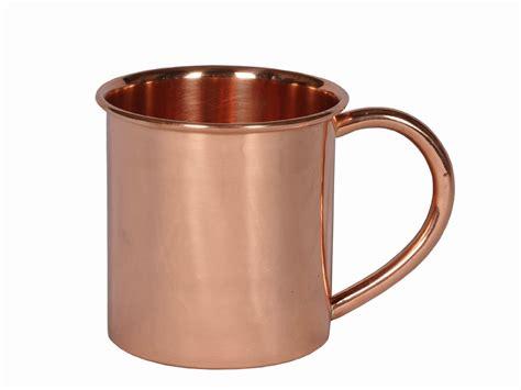14 oz Pure Copper Moscow Mule Mug · Copper Mugs · Online ...