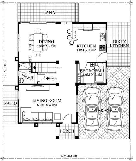 mhd 2012005 ground floor plan ulric home