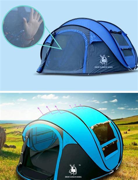 Tenda Cing Windproof Waterproof tenda cing windproof waterproof blue jakartanotebook