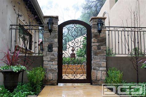 Front Door Gate Dynamic Garage Door Projects