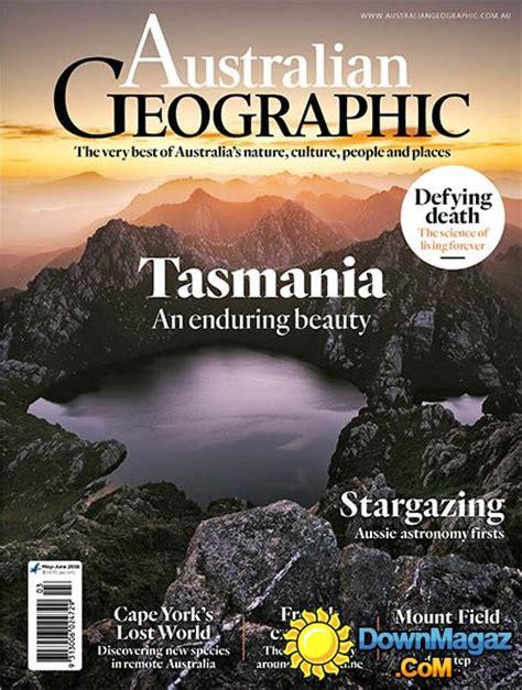 australian geographic  june