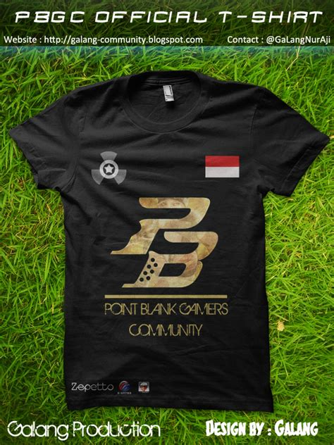 Jersey Point Blank t shirt point blank bacatekno