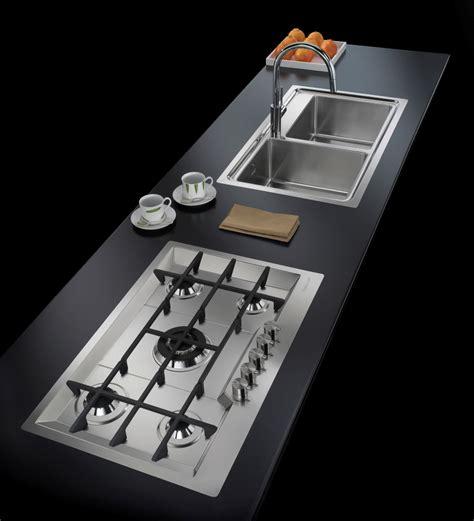 lavello e piano cottura piani cottura a gas ed elettrico ke 79 5f sf 7600 032