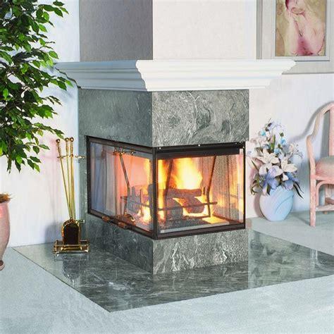 peninsula fireplace ideas superior wrt40pf custom series 36 quot radiant peninsula wood