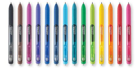 papermate colored pens buy papermate 174 inkjoy 174 gel pens staples 174