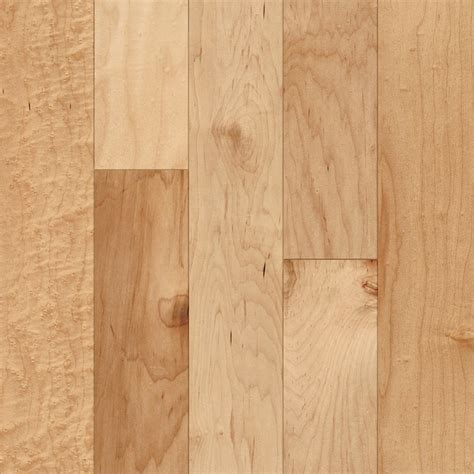 Maple Hardwood Flooring Shop Style Selections 5 In Country Maple Hardwood