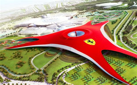 Ferrari Land In Dubai by Dubai Package From Nepal Top Travel Agents In Nepal