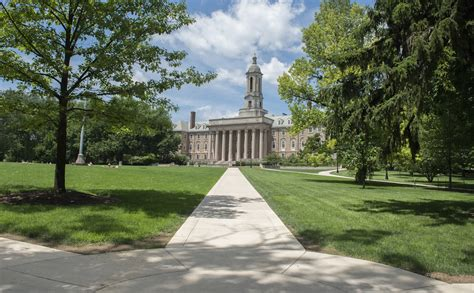 Penn State Search Penn State World Cus Most Recognized In U S News Programs Rankings