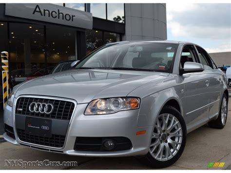 2008 audi a4 quattro 2008 audi a4 2 0t quattro s line sedan in light silver
