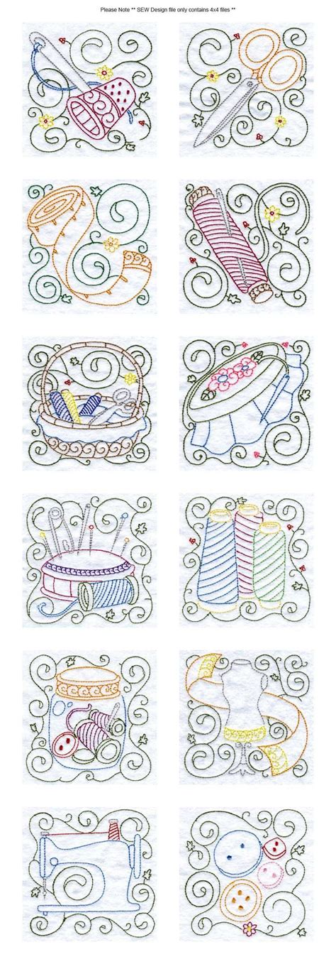 embroidery tattoo designs sewing blocks embroidery machine design details patterns