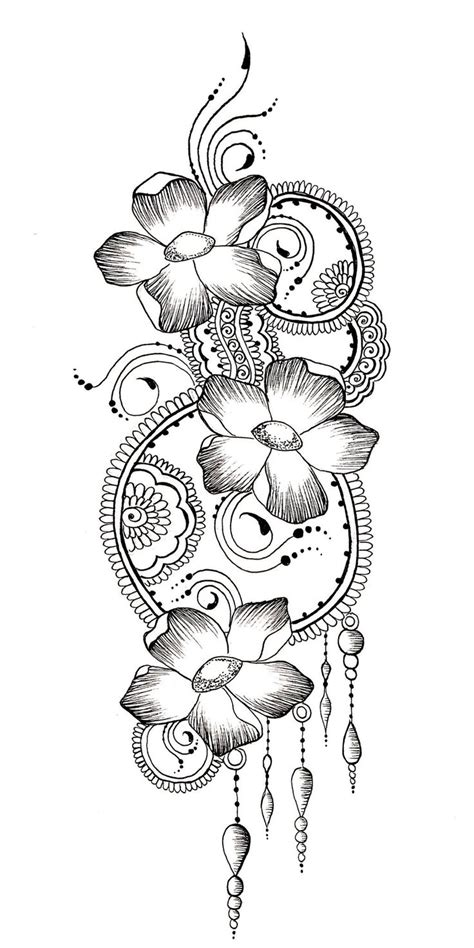 henna tattoo tribal art flower henna design drawing www jamilahhennacreations