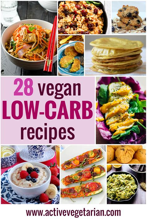 10 Best Low Carb Snack Ideas by Recipe Up 28 Low Carb Vegan Recipes Active