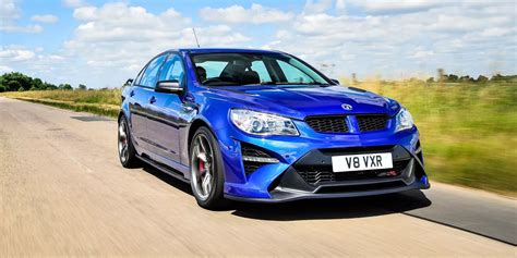 vauxhall vxr8 new vauxhall vxr8 gts r poses in blue