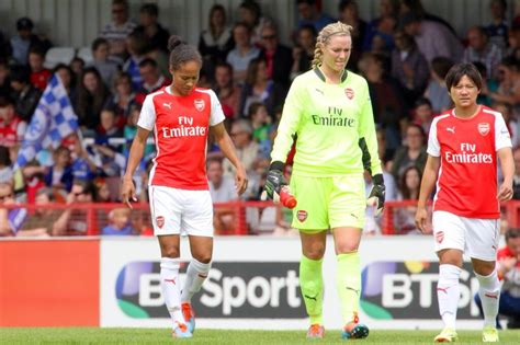 arsenal yesterday goals arsenal ladies wore special new puma kits against chelsea