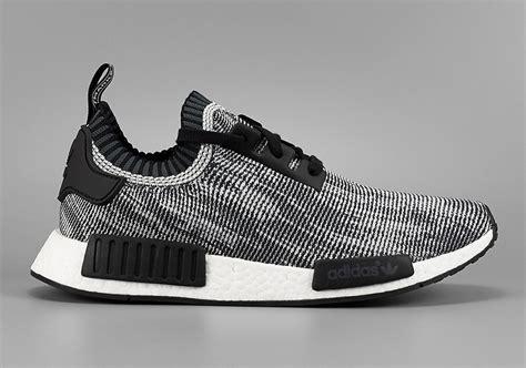 adidas nmd pk runner black white sneakernews