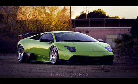 How To Work For Lamborghini Well Planted Roots The Bagged Lamborghini Murcielago