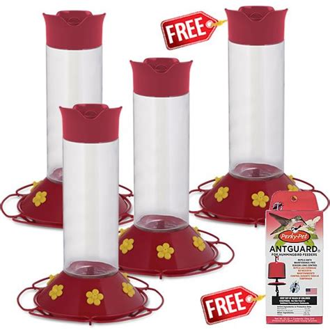 perky pet 174 buy 3 get 1 free our best hummingbird feeder