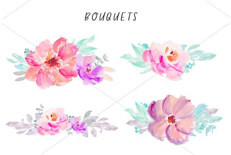 Watercolour Clipart