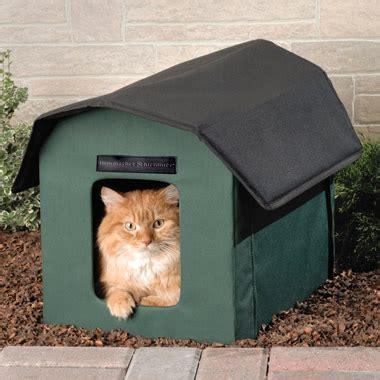 outdoor cat house best outdoor cat shelters