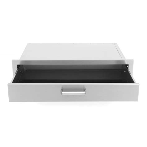 single drawer storage bbq island 30 x 4 single storage drawer 350h