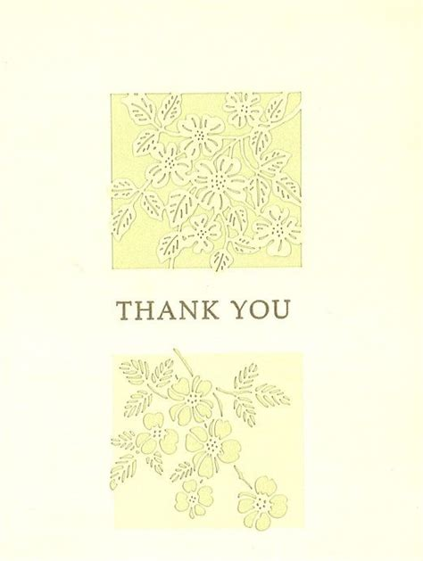 Thank You Letter Gesture 17 Best Images About Gestures From Clients On Note Thank You Greetings And Cards