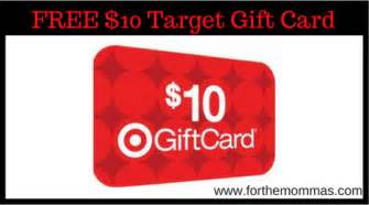 Free Target Gift Card With Purchase - free 10 target gift card with 50 grocery purchase ftm