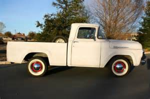 sell used 1959 ford f100 pickup truck california truck