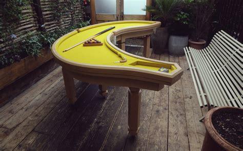 bespoke pool or snooker tables luxury pool tables
