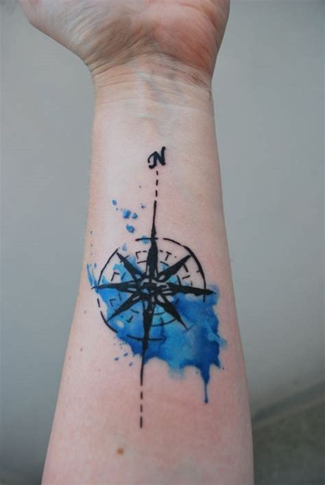 simple compass tattoo design 30 best compass tattoos designs and ideas designlint