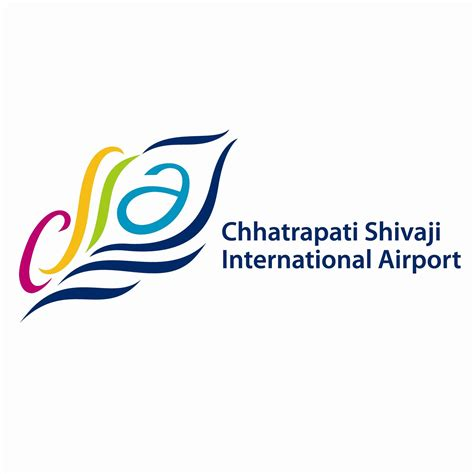 logo design maker in mumbai chhatrapti shivaji international airport terminal 2 building