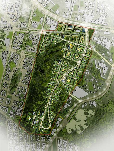 green plans cus biometropolis mexico masterplan e architect