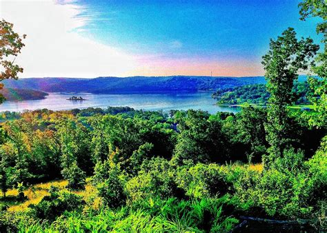How Big Is Table Rock Lake by Table Rock Lake By Derby