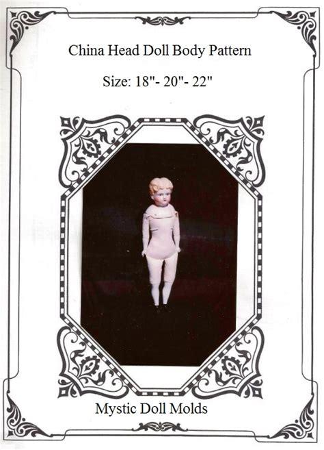 html body pattern doll body patterns china head dolls parian dolls lady dolls