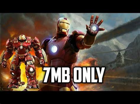 mb downlod install iron man game mb