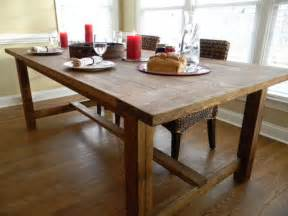Farmhouse Dining Room Table Plans Diningles The Most Brilliant As Well Lovely Modern Glass