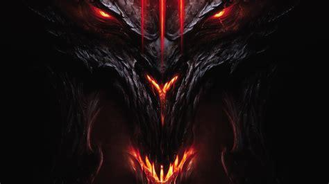 wallpaper hd evil full hd wallpaper diablo 3 logo demon hell evil fire