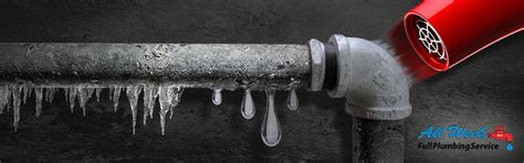 frozen hot water pipes troubleshooting and repairing frozen pipes